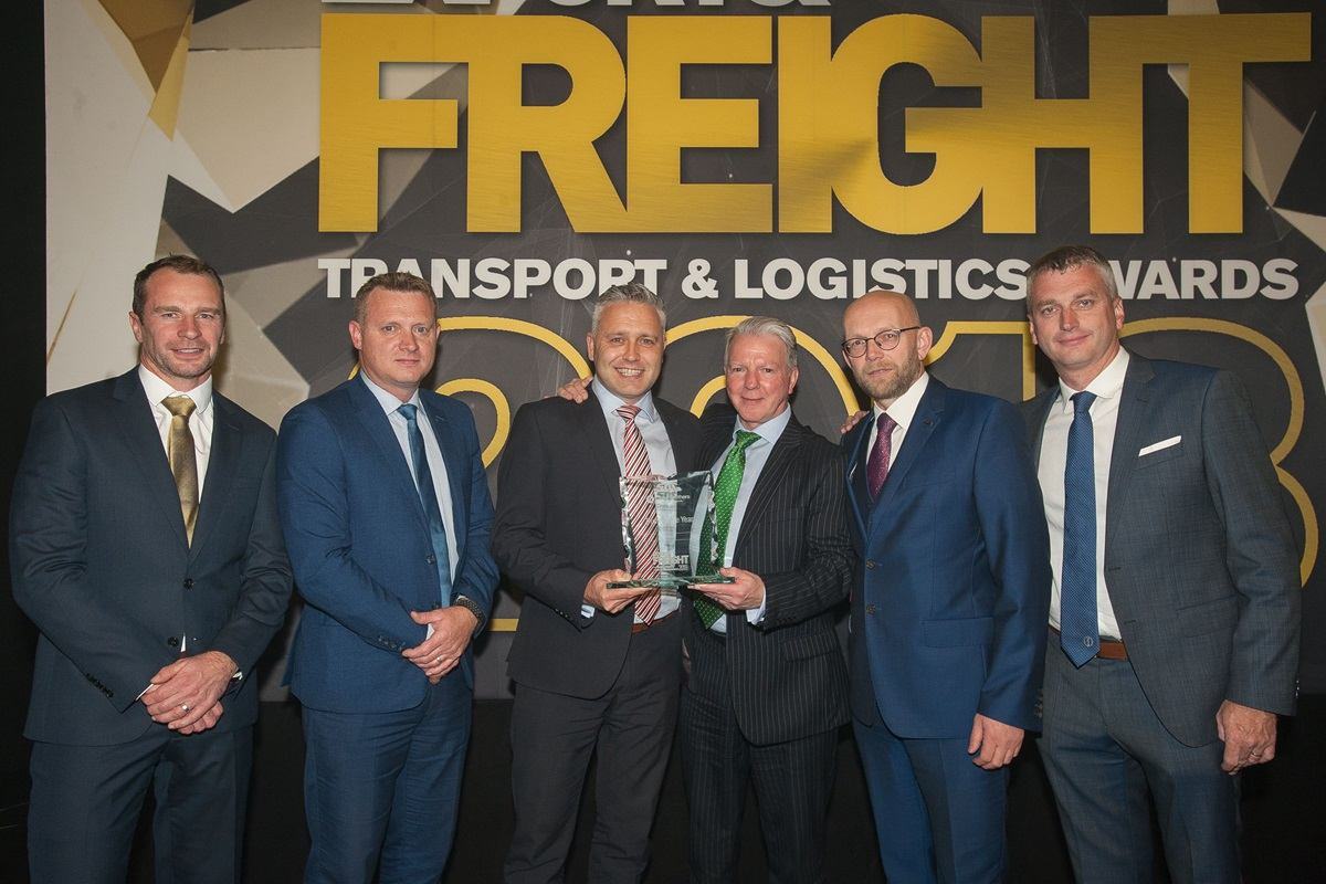DAF XF Truck of the Year 2018 in Northern Ireland