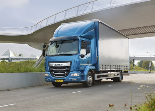 DAF introduces New LF