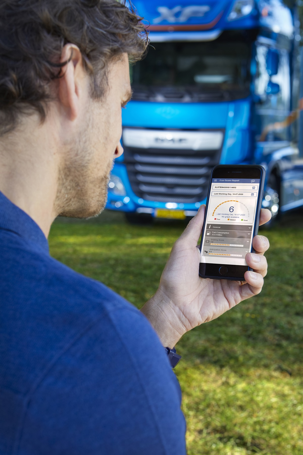 DAF Connect App